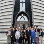 2014南京聖訓堂前合影