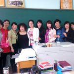 2014東北神學院學生交流