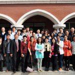 2014與東北神學院學生合影